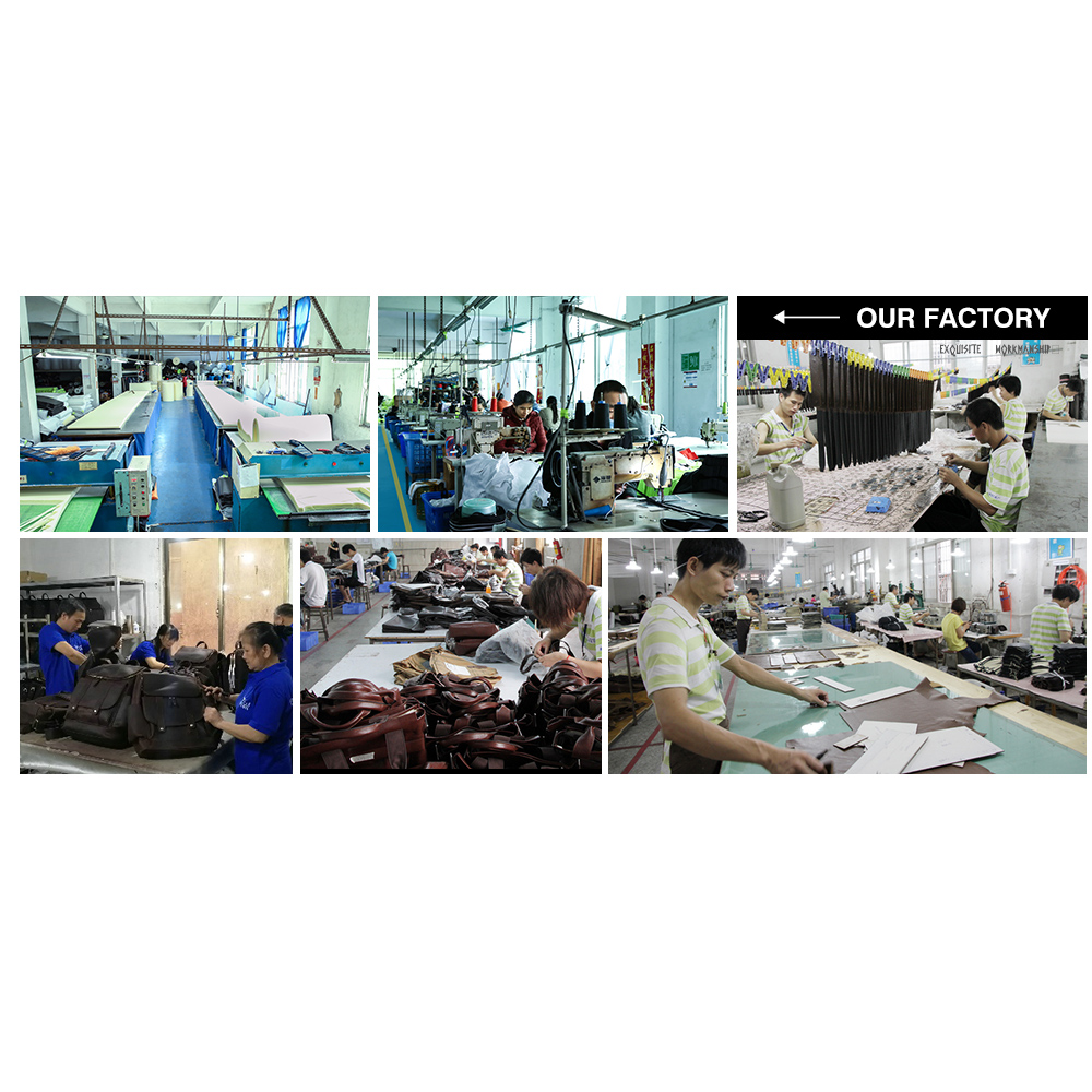 GUANGZHOU SINCERE TRADER LEATHER GOODS CO.,LTD